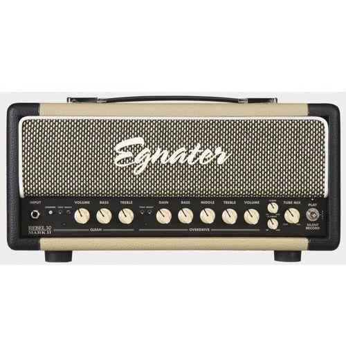 Egnater rebel-30 mark ii ″ lampowa głowa gitarowa 30 watt