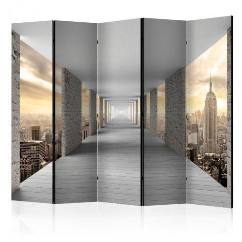 Artgeist Parawan 5-częściowy - podniebny korytarz ii [room dividers]