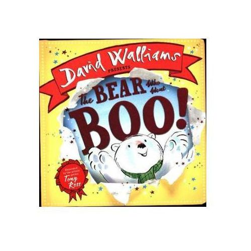 Bear Who Went Boo!, Walliams, David