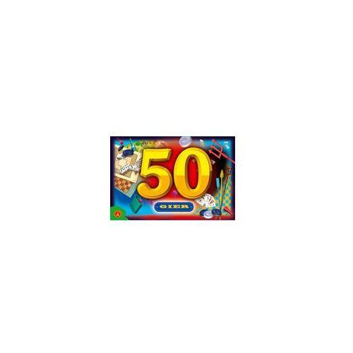 50 GIER - SUPER ZESTAW GIER