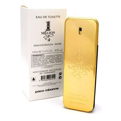 1 million, woda toaletowa – tester, 100ml marki Paco rabanne