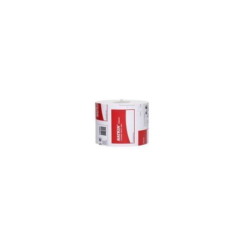 Papier toaletowy Katrin Classic System 800, 2 warstwy, makulatura bielona - 36 rolek, 131135