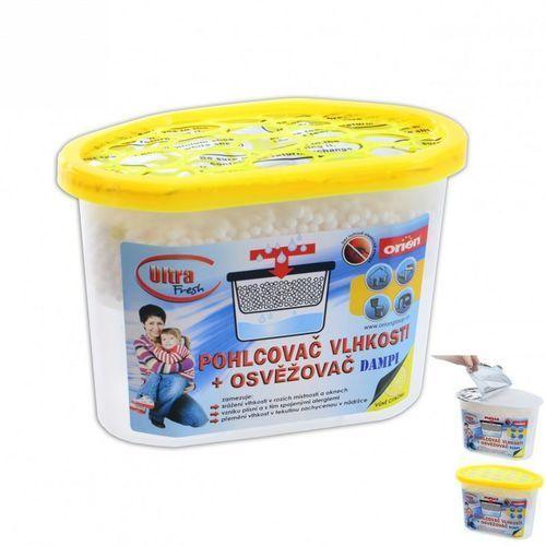 Pochłaniacz wilgoci i odświeżacz powietrza cytryna, - oferta (45f1d8a48f33a51f)