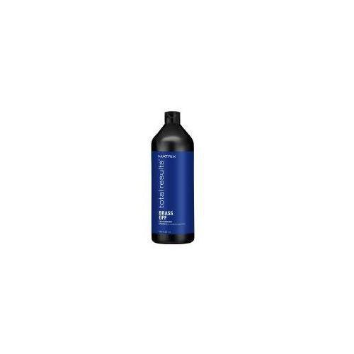 Matrix brass off, szampon ochładzający odcień, 1000ml