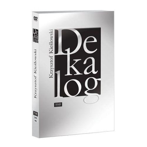Dekalog DVD (9788393884957)