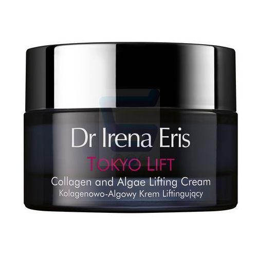 tokyo lift 35+ liftingująco - ujędrniający krem na noc (collagen and algae lifting cream) 50 ml marki Dr irena eris