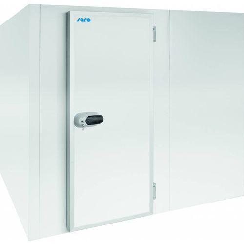 Komora chłodnicza/mroźnicza z podłogą CR8 | 0 / +20 °lub -20 / 0 °C | 2,4 m³ | 2170x1370x(H)2200mm