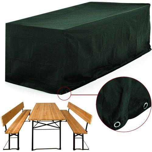 Wideshop Pokrowiec futerał plandeka na stół i ławki barowe (4250525314403)