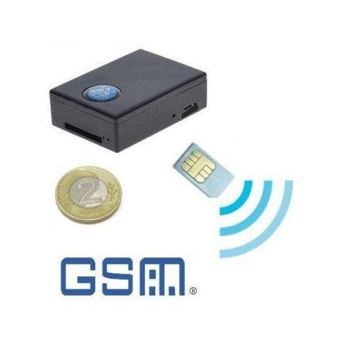 Mini-Podsłuch GSM (zasięg cały świat!) do Budynku, Pojazdu, Biura, Garażu...