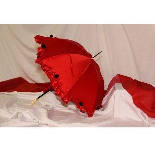 Parasol Il Marchesato P16-1, czerwony