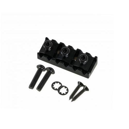 nut r3 (1 11/16″) blokada strun, czarna, (rozstaw 42,5 - 42,8 mm) marki Floyd rose