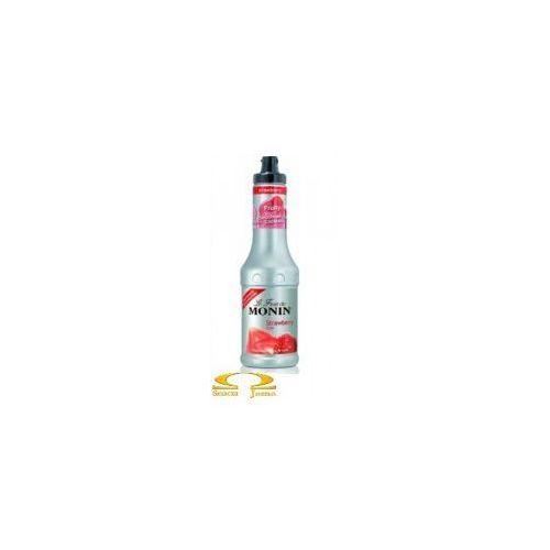 Monin Puree strawberry - truskawka 0.5l