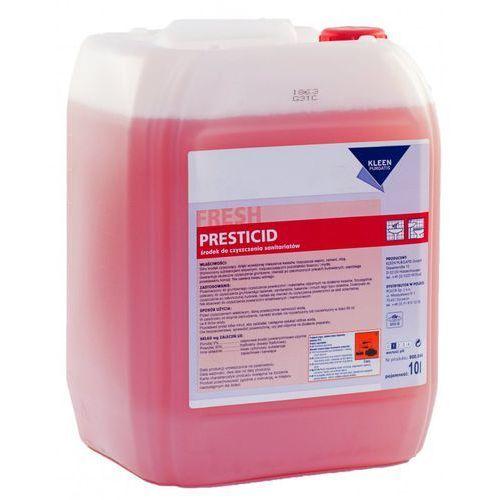 Presticid - silny środek czyszczący do wapna, cementu i rdzy, pesticid