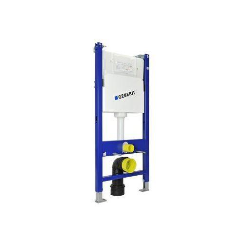 GEBERIT DUOFIX BASIC UP100 Stelaż podtynkowy do WC H112 111.153.00.1 - produkt z kategorii- Stelaże i zestawy podtynkowe