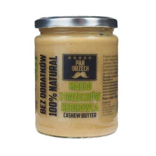 Pan orzech 500g pasta z orzechów nerkowca