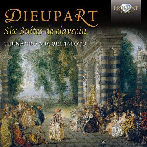 Dieupart: six suites de clavecin marki Brilliant classics