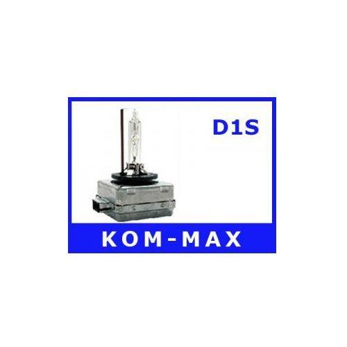 Kom-max Żarówka ksenonowa d1s 12000k 35w xenon