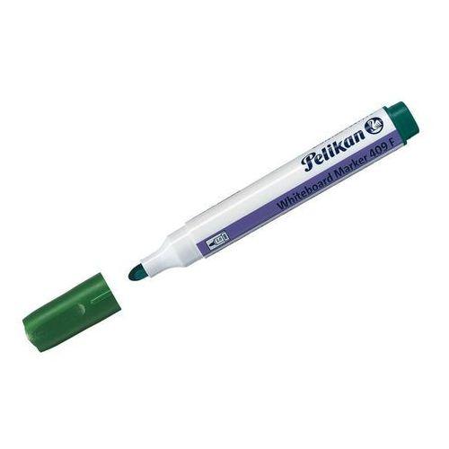 Marker suchościeralny do tablic, zielony, - zielony marki Pelikan