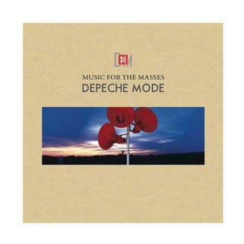 Sony music entertainment Music for the masses - depeche mode (płyta cd)