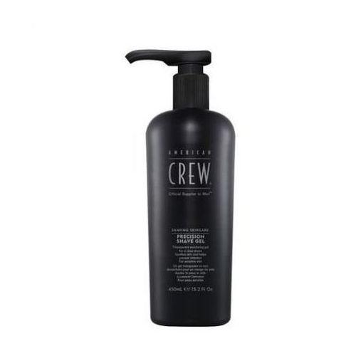 American Crew Shaving Skincare Precision Shave Gel żel do precyzyjnego golenia 450ml