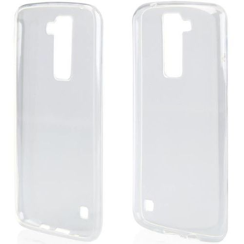 Etui back case clear do lg k8 k350n dual marki Qult