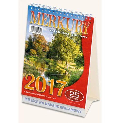 Kalendarz biurowy merkury (h5) 2018 marki Kalendarze