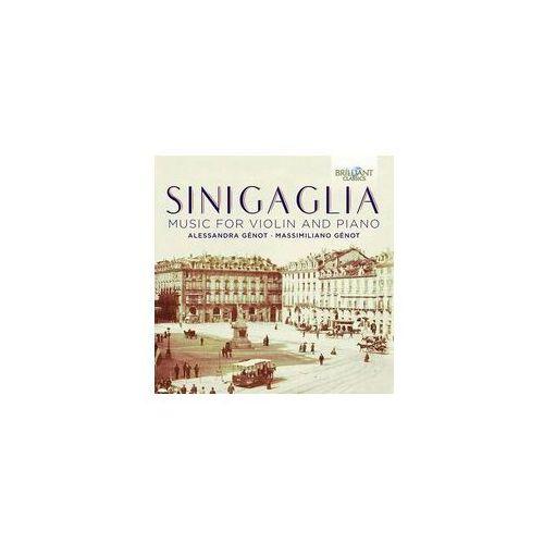 Sinigaglia: Music For Violin & Piano - Dostawa 0 zł, 95239
