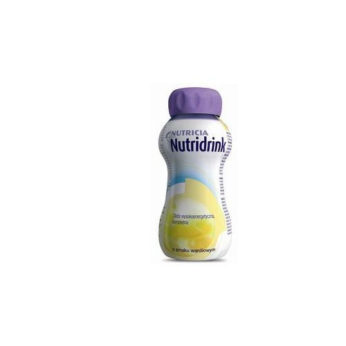 Nutridrink (smak waniliowy) 200 ml - oferta [05c7217e5761525e]