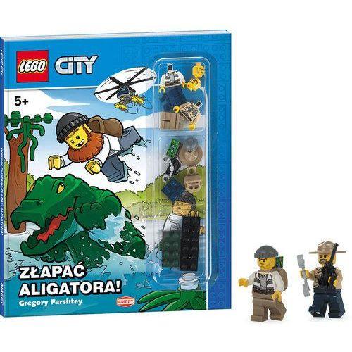 LEGO ® City. Złapać aligatora, pozycja z kategorii Książki dla dzieci