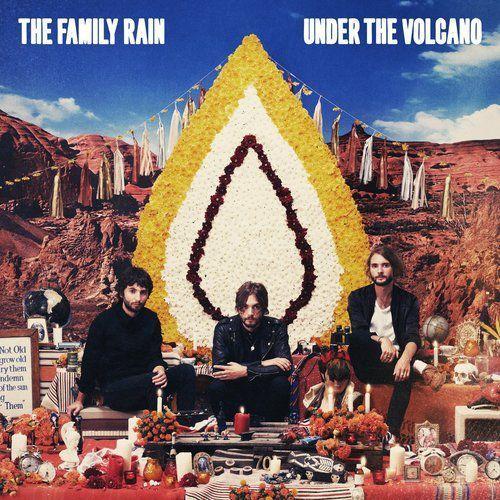 UNDER THE VOLCANO - The Family Rain (Płyta CD)