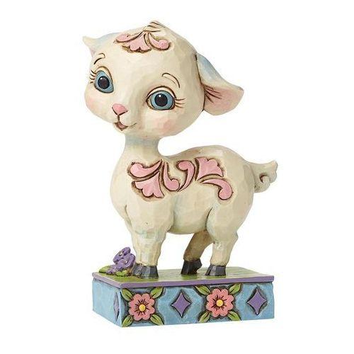 Mały baranek jagnię Mini Lamb 4051402 Jim Shore figurka ozdoba świąteczna