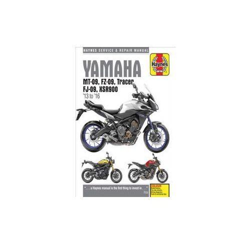Yamaha MT-09 Service and Repair Manual (9781785213335)