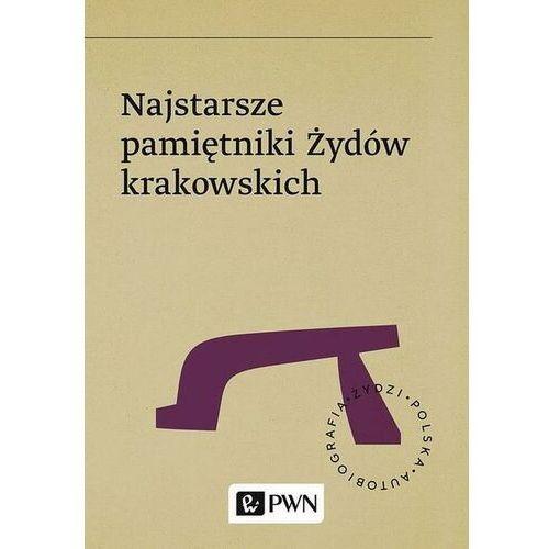 Najstarsze pamiętniki Żydów krakowskich - Meir Ben Jechiel Kadosz Z Brodu - ebook