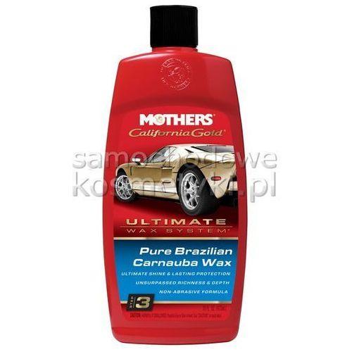 Mothers California Gold® Pure Carnauba Wax–Step 3 - Mleczko - sprawdź w SamochodoweKosmetyki.pl