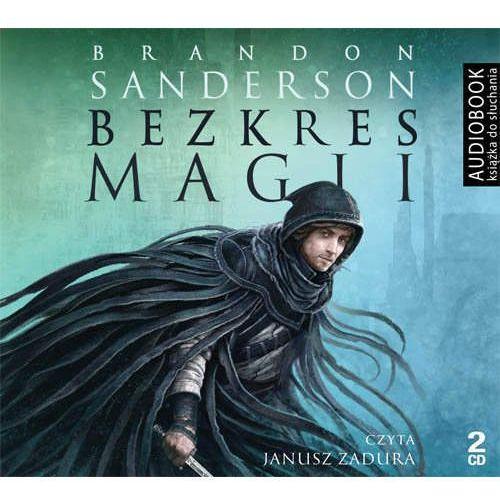 Bezkres magii (Audiobook na CD) - Wyprzedaż do 90% (9788374807517)