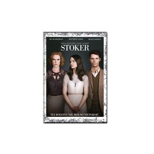 Empik.com Stoker (dvd) - chan-wook park darmowa dostawa kiosk ruchu (5903570153334)