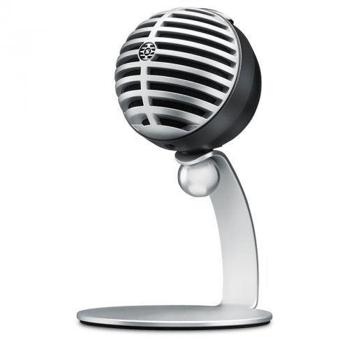 motiv mv5 grey mikrofon pojemnościowy usb/lightning (szary) marki Shure
