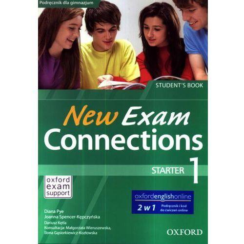 New Exam Connections 1 Starter - Student`s Book + E-Workbook, oprawa miękka
