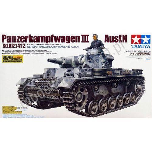 Tamiya German pz.kpfw.iii ausf.n - (4950344352906)