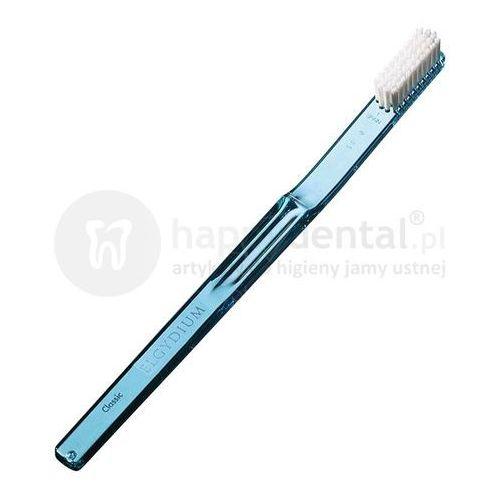 Elgydium classic medium szczoteczka do zębów klasyczna (średniej twardości) marki Pierre fabre