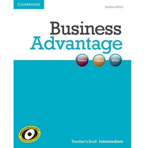 Business Advantage Intermediate Książka Nauczyciela (152 str.)