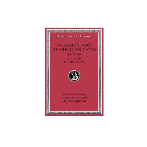 Fragmentary Republican Latin, Volume I