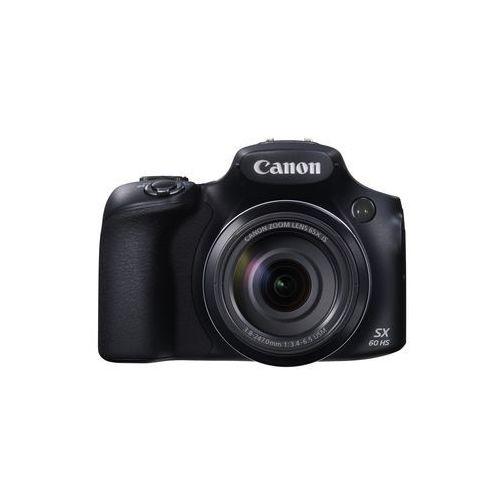 Canon PowerShot SX60 z kategorii [aparaty cyfrowe]