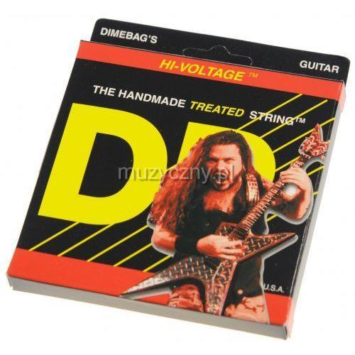 dbg dimebag darrell signature struny do gitary elektrycznej 10-52 marki Dr