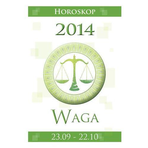 Waga Horoskop 2014 - Krogulska Miłosława, Podlaska-Konkel Izabela, Harlequin