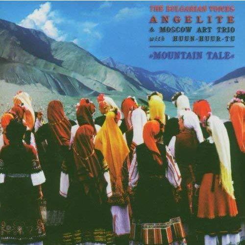 Jaro The bulgarian voices angelite, moscow art trio, huun hur tu - mountain tale