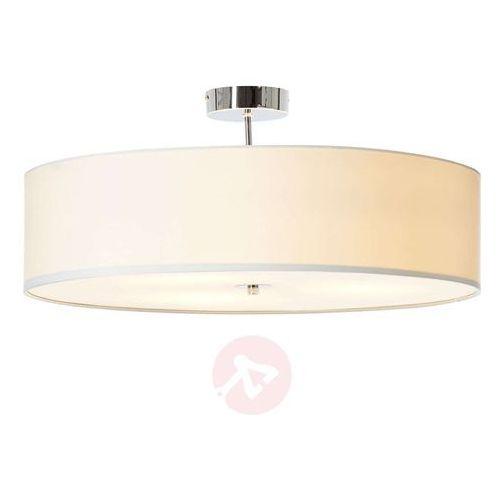 Brilliant andria lampa sufitowa chrom, biały, 3-punktowe - - klasyczny - obszar wewnętrzny - andria - (4004353228148)