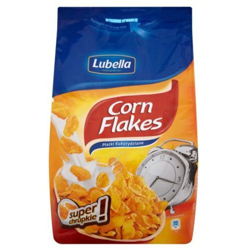 Płatki kukurydziane Klasyczne Corn Flakes 500 g Lubella