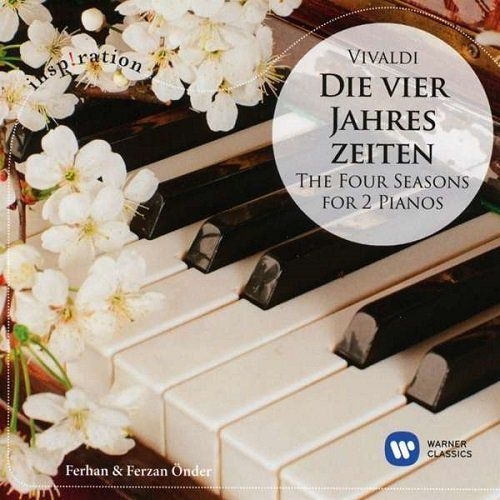 Antonio vivaldi - die vier jahreszeiten fur 2 klaviere marki Warner music group