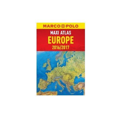 Europe Maxi Atlas (9783829737456)